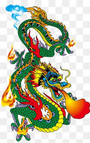 chinese dragon png vectors psd icons free download