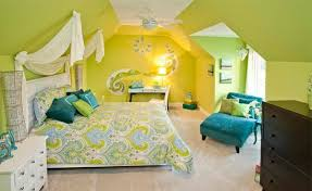 Bright Color Bedroom Ideas - Bright colored bedrooms