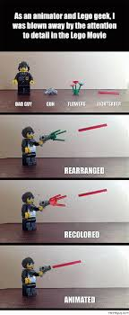 Lego Movie Memes - i saw the lego movie again and noticed this awesome use of real