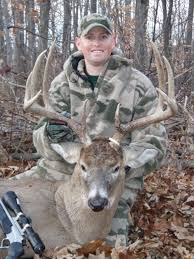 deer hunting ohio guardsman tags quadruple drop tine whitetail