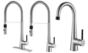 kraus kitchen faucet kraus crespo kitchen faucets groupon goods