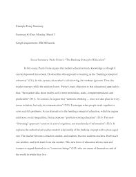 essay summary example exol gbabogados co