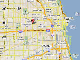 Zip Code Map Chicago by Chicago Claims Most Dangerous U S Neighborhood Study Nbc Chicago
