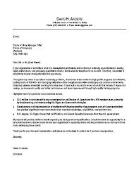 examples of cover letter for resume sample cover letter for