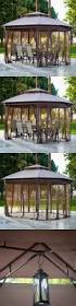 Outdoor Patio Gazebo 12x12 by Top 25 Best 10x12 Gazebo Ideas On Pinterest Outdoor Pavilion