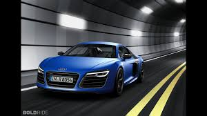 audi r8 chrome blue audi r8 v10 plus