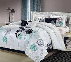 Rose Tree Symphony Comforter Set This Madison Park Kira Seven Piece Comforter Set Is The Perfect