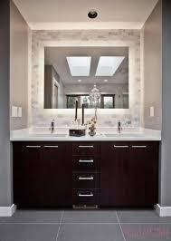 framed bathroom mirrors brushed nickel framed bathroom mirrors