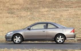 used 2004 honda civic coupe pricing for sale edmunds