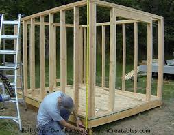How To Build A Small Garden Tool Shed by How To Build A Shed Storage Shed Building Instructions