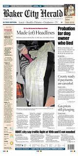 halloween city hillsboro oregon baker city herald paper 12 12 14 by northeast oregon news issuu