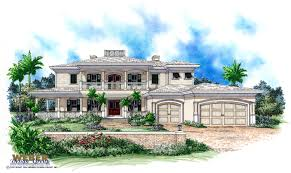 wrap around porch house plans island mediterranean florida styles