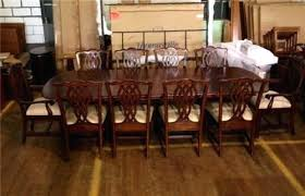 thomasville dining room chairs 11 pc thomasville dining room set regarding thomasville furniture