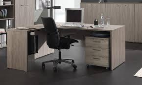 le de bureau design pas cher bureau d angle contemporain chêne espagnol elano ii open space