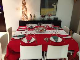 Christmas Table Cloths by
