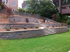 Landscaping Ideas For A Sloped Backyard Steep Hillside Landscaping Ideas Steep Like Ours Landscape
