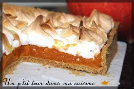 clea cuisine tarte citron p tite tarte meringuée au potimarron un p tour dans ma cuisine