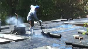 Pyramid Roofing Houston by Roof Tarring U0026 Contractors Will Just Seal Previous Cracks Or Gaps