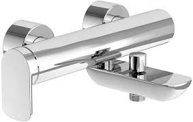 o novo single lever bath mixer for wall mounting without shower