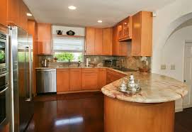 examples of granite countertops in kitchens silver color stainless