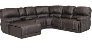 sectional recliner sofa small sectional sofa with chaise decofurnish