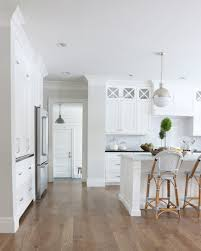 Classic White Kitchen Cabinets The Midway House Kitchen Benjamin Moore Classic Gray Benjamin