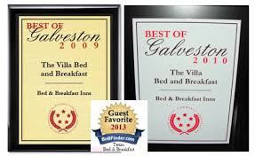 Bed And Breakfast Galveston Attractions U0026 More The Villa Bed U0026 Breakfast In Galveston Tx
