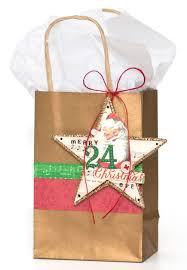 christmas eve gift bag and our first giveaway u2014 craft smith