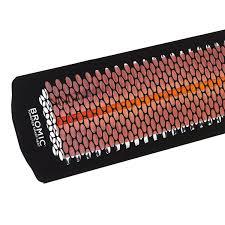 Freestanding Infrared Patio Heaters by Bromic Heating Tungsten Smart Heat 56 Inch 3000w Single Element