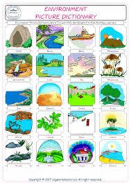 environment free esl efl worksheets made by teachers for teachers