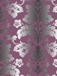 Bedroom Purple Wallpaper - damask and pattern success notice the wallpaper absolutely love
