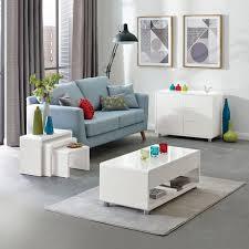 soho white living room collection dunelm