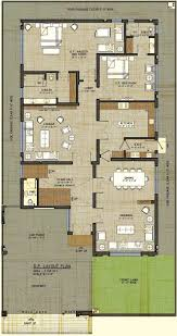 house plan drawing 40x80 islamabad design project pinterest