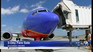 Southwest Flight Tickets by 49 Tickets Southwest Airlines Launches 3 Day Sale Abc30 Com
