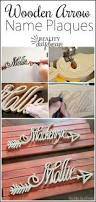 Wood Craft Gifts Ideas by Best 25 Name Plaques Ideas On Pinterest Wooden Name Plaques