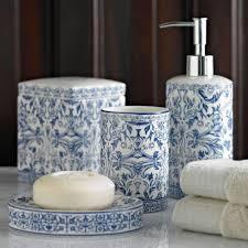 Porcelain Bathroom Accessories by Orsay Bath Accessories Kassatex