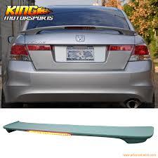2008 honda civic third brake light fit for 2008 2012 honda accord 4dr sedan oe trunk spoiler led 3rd