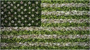 Dirty American Flag Artworks That Display The Symbol Of American Freedom
