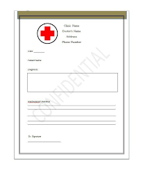 knowing more info on fake doctors note template fraiche restaurantla