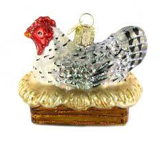 giggle feathers and sunflowers ornaments
