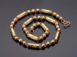 mens link necklace gold images 60cm long gold color men 39 s link chain necklace fashion men jewelry jpg