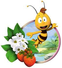 59 maya bee printables images maya bees