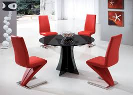 unique glass round table for dining room u2013 house photos