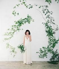 wedding backdrop gallery 20 fresh and beautiful greenery wedding backdrops weddingomania