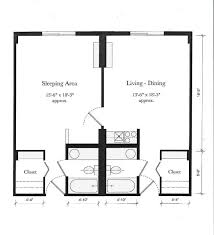 Studio Apartment Layout 17 Best Floorplans Images On Pinterest Small Houses Studio