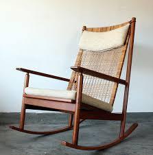 Mid Century Modern Rocking Chair Furniture Modern Rocking Chair Inspiring Designs Kropyok Home