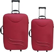 united check in luggage united mescos maroon check in luggage 24 inch maroon price in