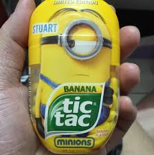 minion tic tacs where to buy minions tic tac limited edition toys on carousell