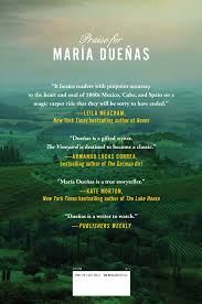 amazon com the vineyard a novel 9781501124532 maria duenas books