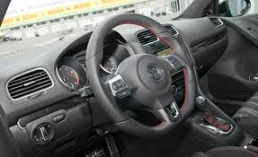 volkswagen gti interior vw backpedals on offering 235 hp gti edition 35 in u s you can